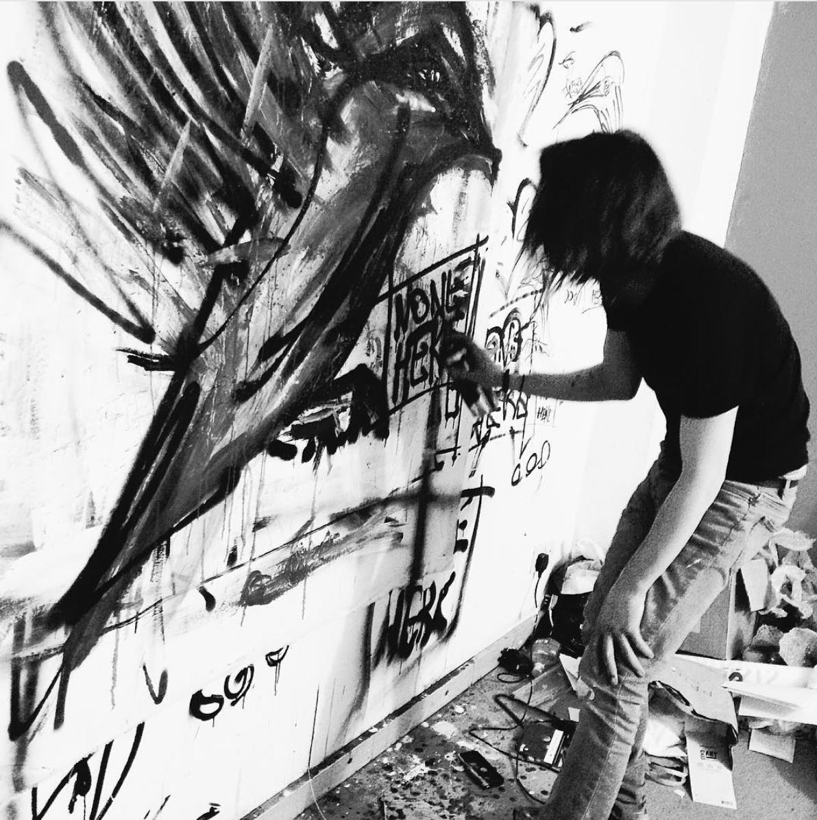 Steve McCracken London Artist